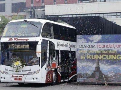 Menilik Si Kuncung, Bus Tingkat Khusus Wisata Di Semarang