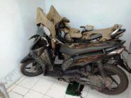 Pembakar Dua Sepeda Motor Diringkus