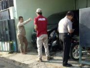 Teror Pembakaran Mobil, Korban : Saya Tidak Berpolitik