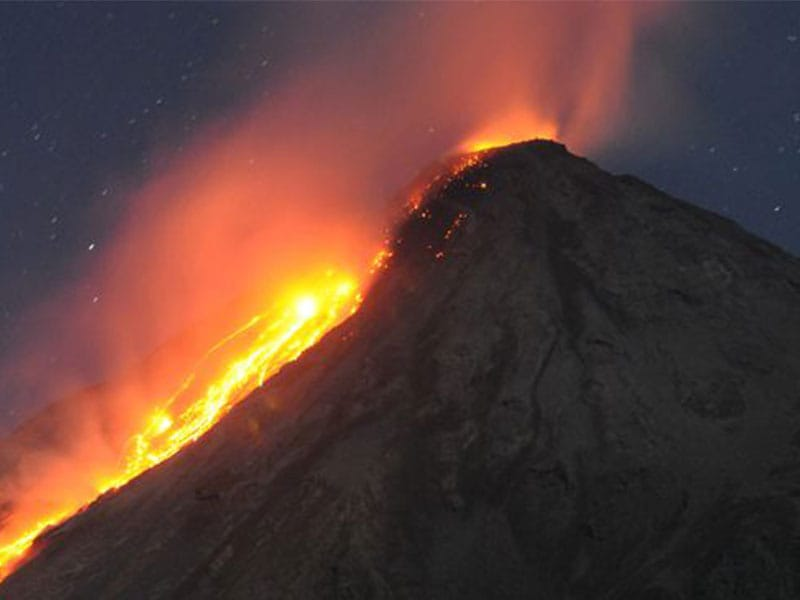 erupsi