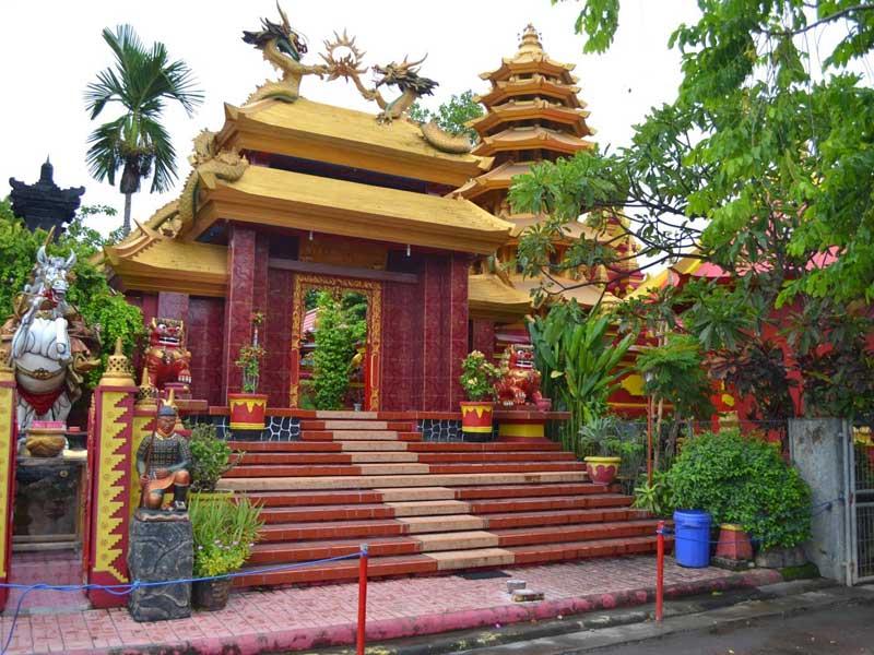 Imlek di Bali