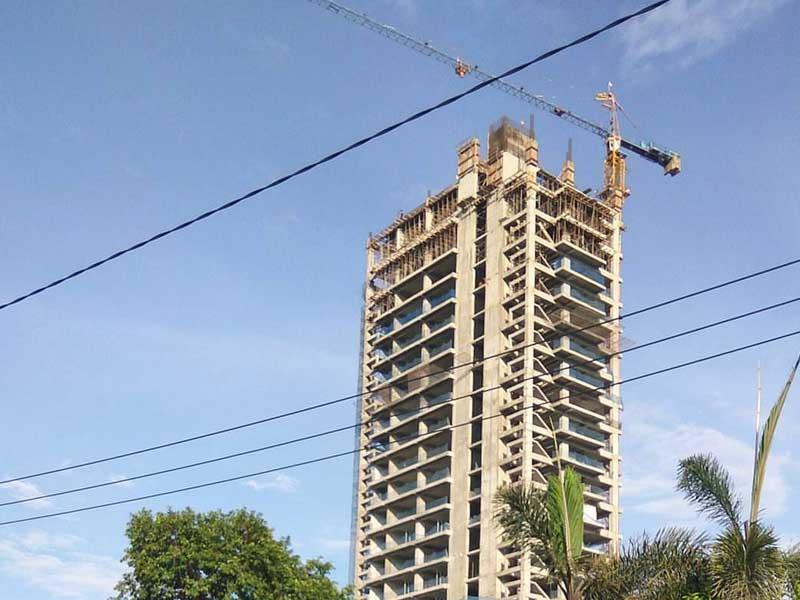 pembangunan hotel