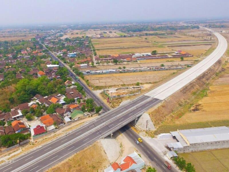 Tol Semarang-Batang