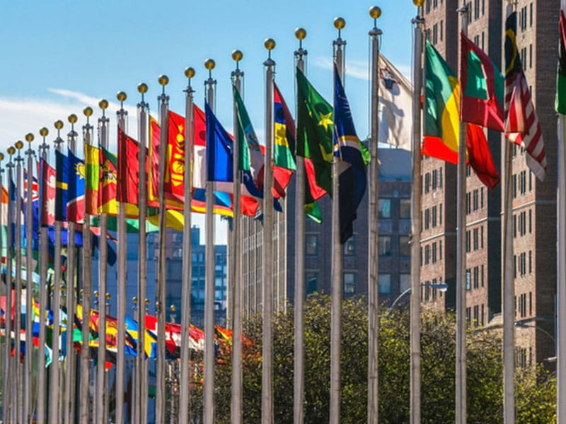 PBB Nyatakan Perang Terhadap Pelecehan Seksual