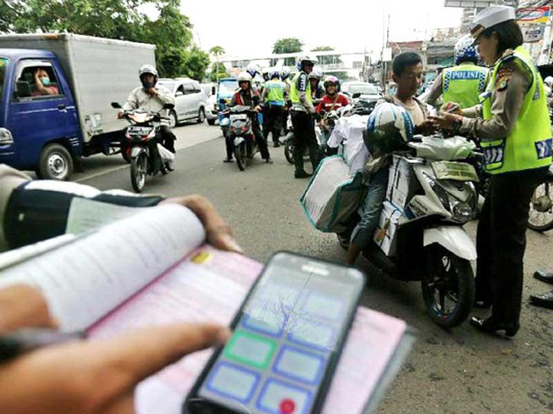 Polres Solo Segera Terapkan E-Tilang