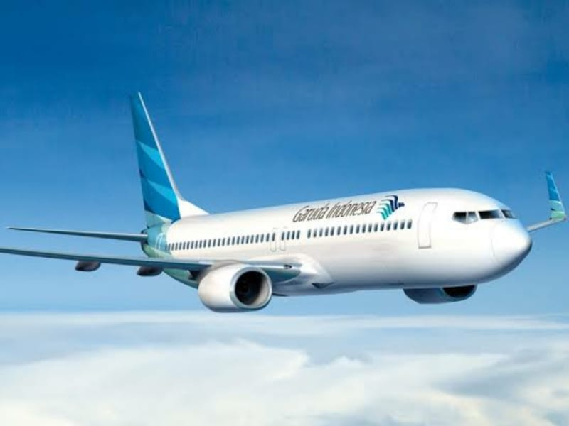 Garuda Buka Rute Jakarta-Nagoya Gunakan Airbus 330