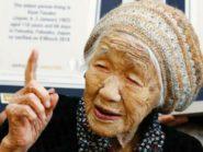 Kane Tanaka Dinobatkan Sebagai Wanita Tertua di Dunia