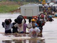 Jumlah Korban Topan dan Banjir di Mozambik  Capai 446 Jiwa