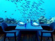 Under Tawarkan Sensasi Makan Di Bawah Laut Eropa