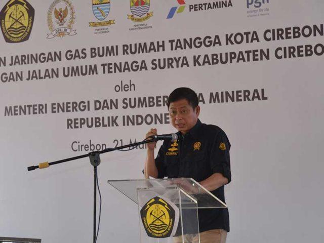pembangunan jaringan gas