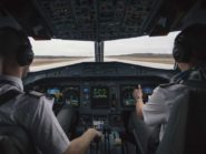 pilot Afrika Selatan