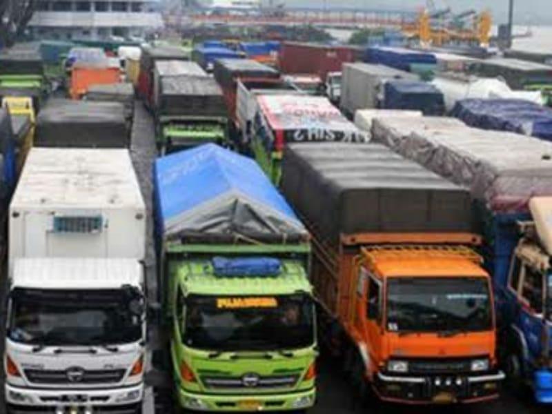 Lebaran, Pembatasan Angkutan Logistik Ditetapkan 6 Hari