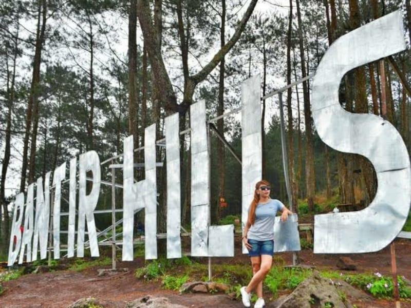 Memandang Kecantikan Semarang dari Bantir Hills