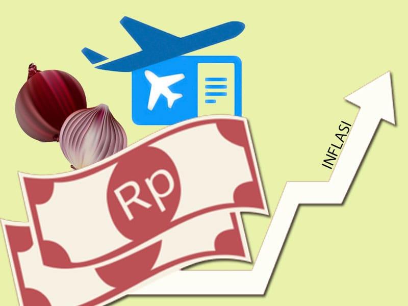Harga Bawang Dan Tiket Pesawat Picu Inflasi Jateng Joss Co Id