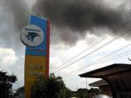 Hari Ini Olah TKP Kebakaran Pabrik Garudafood