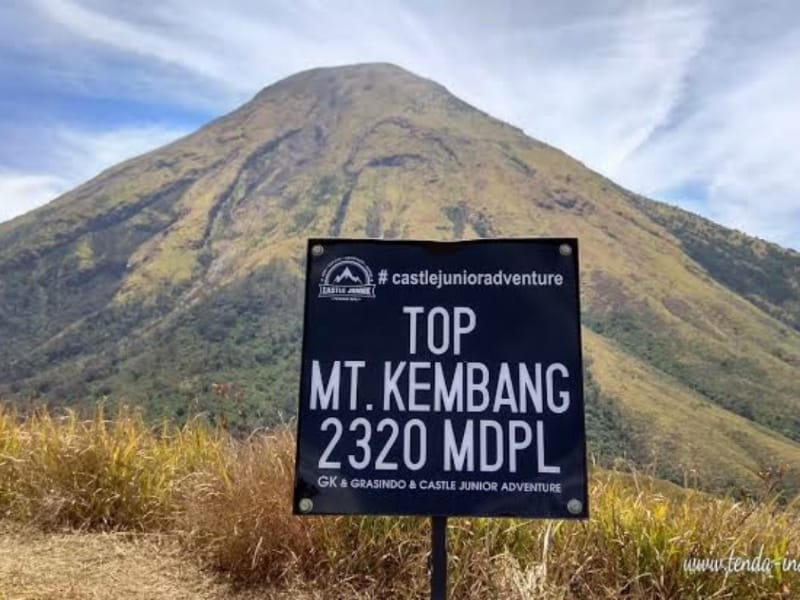 Image result for puncak gunung kembang