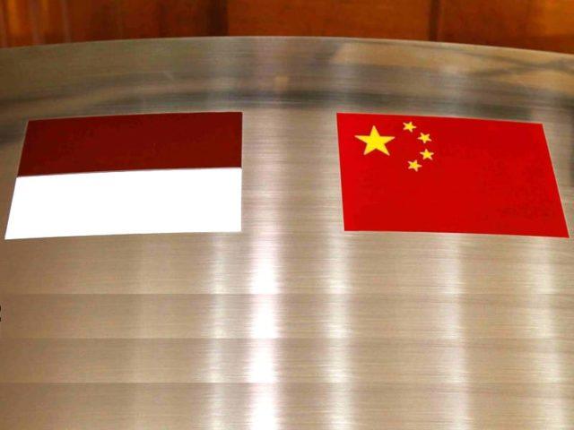 indonesia china