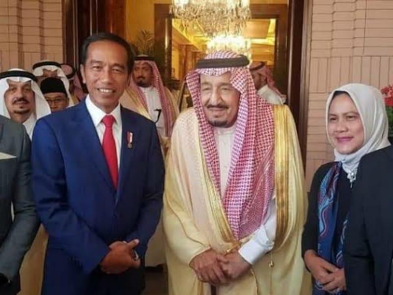 Jokowi Temui Raja Salman, Kuota Haji Bertambah 10.000