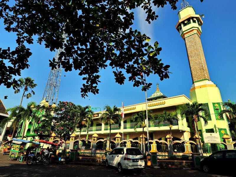 Masjid Agung Kauman Bakal Dibangun Jadi 8 Lantai – JoSS co id