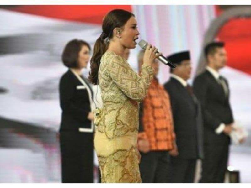 Ternyata Ini Yang Bikin Rosa Salah Lirik Nyanyikan Indonesia Raya