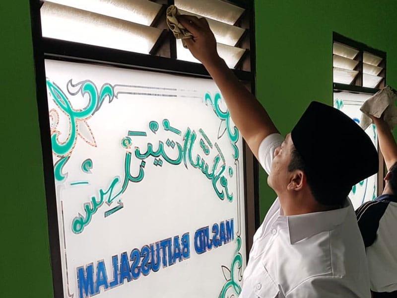 Jarik Masjid