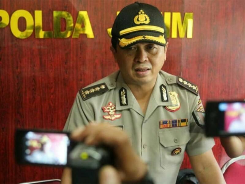 Tak Hanya Jakarta, Polda Jatim Terapkan Siaga Satu Untuk Wilayah Surabaya