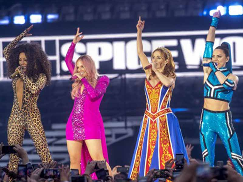 Konser Spice Girls