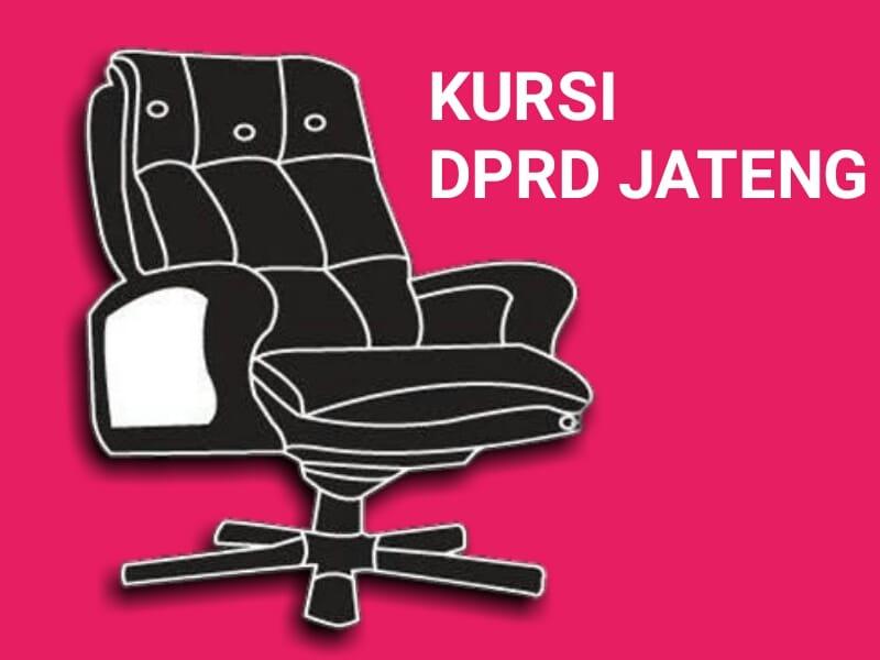 Perolehan Kursi PDIP di DPRD Jateng Lampaui Target