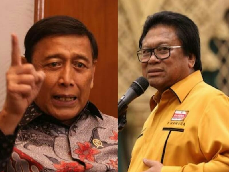 Hanura Kalah di Pileg 2019, Wiranto: Salah Saya Pilih OSO Jadi Ketum