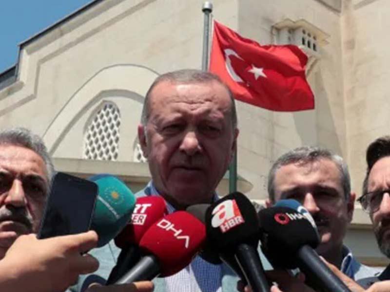 Partainya Erdogan Kalah Lagi Dalam Pemilu Ulang