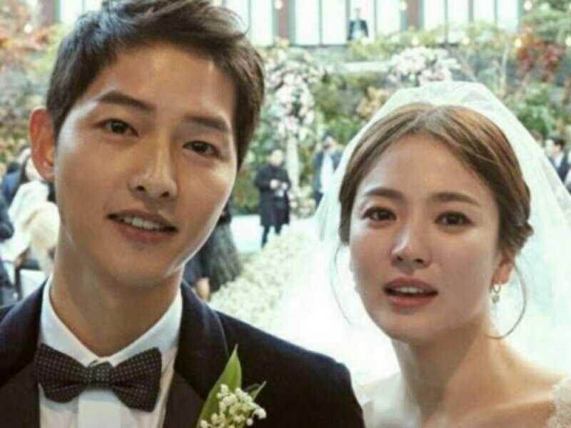 Berakhirnya Cinta 'Song-Song Couple' Joong-ki Gugat Cerai Hye-kyo