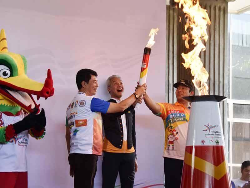 Asean School Games Jadi Ajang Penjaringan Atlet Berbakat