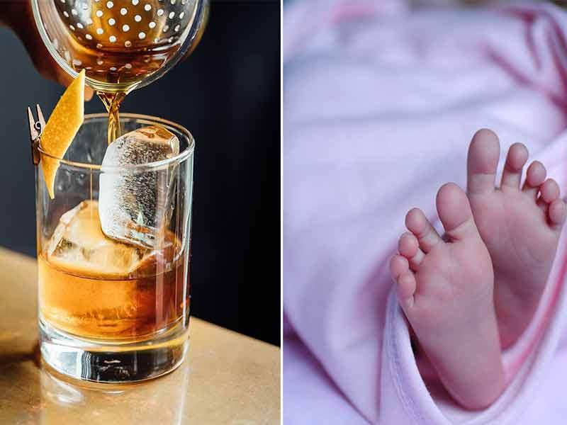 Kakek Minumkan Alkohol Pada Bayi di Perayaan Sebulan Kelahiran, Berujung Maut