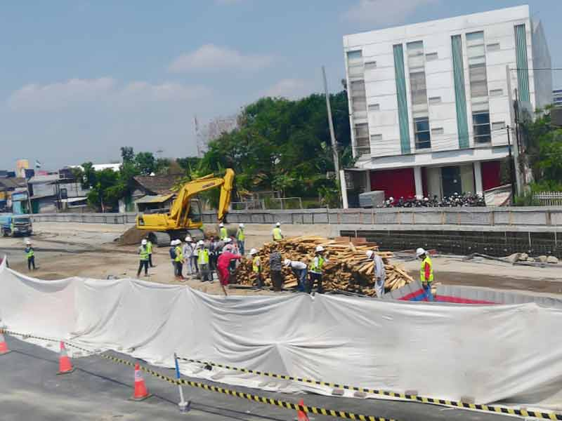 Dishub DIY: Kecelakaan di Underpass Kentungan Murni Kelalaian Pemegang Proyek