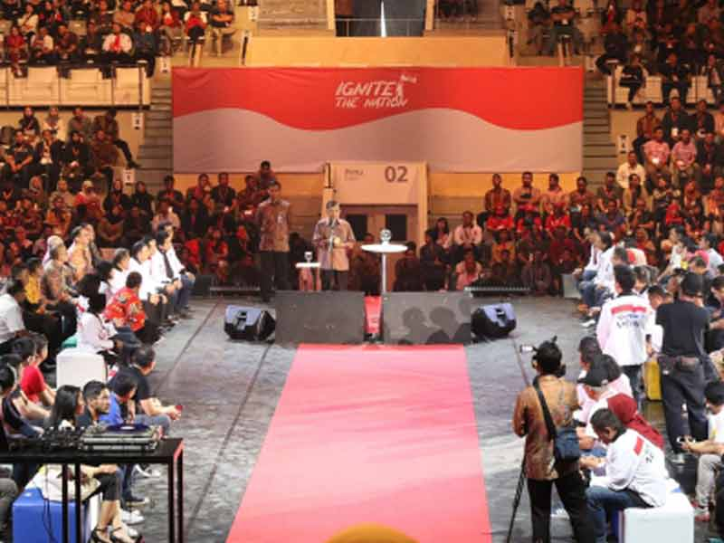 Mulyanto Utomo Launching Buku 'Orang Lumpuh Naik Haji'