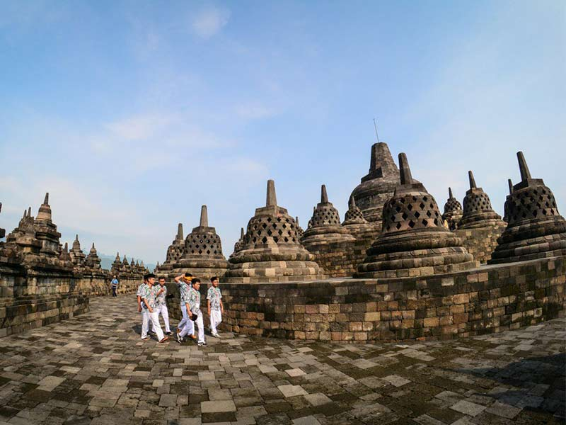 Borobudur Masuk Program Bali Baru, Pemprov Jateng Lakukan Ini