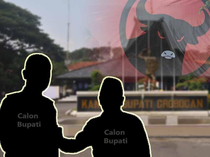 Direktur RSUD Hingga Kapolsek Ikut Bursa Pencalonan Bupati Grobogan