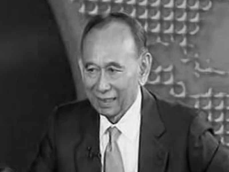 Letjen TNI Purnawirawan Yogi Supardi Mertua Dalem SIJ KGPAA Mangkunegara IX Wafat