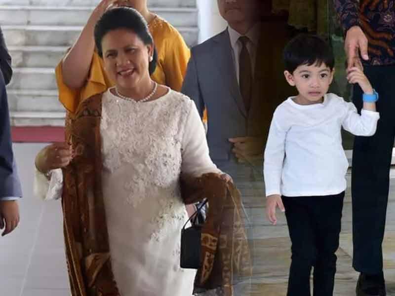 Begini Cantiknya Iriana Jokowi Dipelantikan, Netizen: Kemana Jan Ethes?