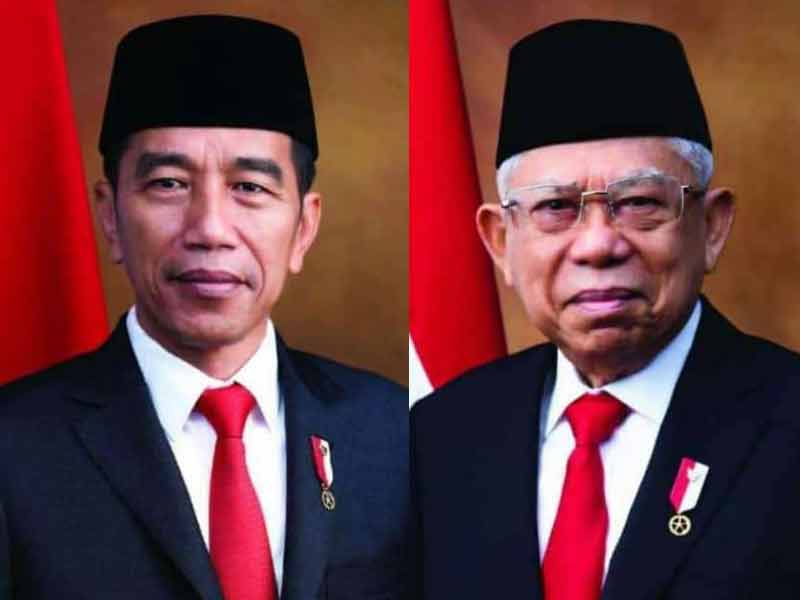 Jokowi - Ma'ruf Resmi Pimpin Indonesia 2019-2024, Buktikan Janji Kampanyenya