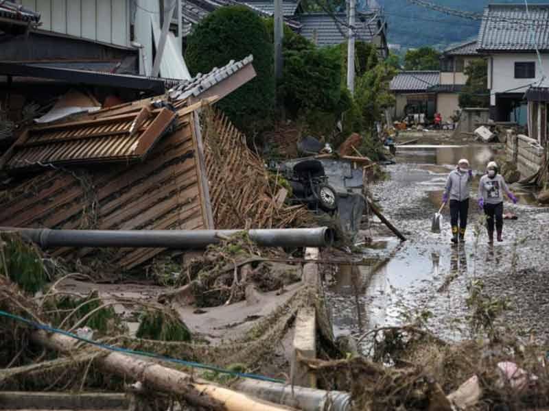Fokuskan Penanganan Bencana Topan Hagibis, Jepang Tunda Penobatan Kaisar Naruhito