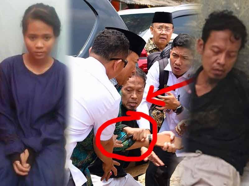 Polisi Sita Benda Ini Dari Rumah Penusuk Wiranto di Brebes