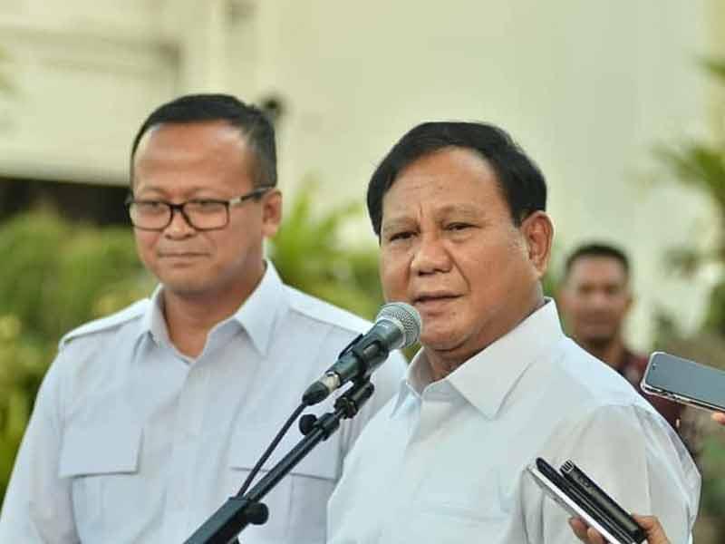 Prabowo Sebut Jadi Menhan, Segini Anggaran Kemenhan