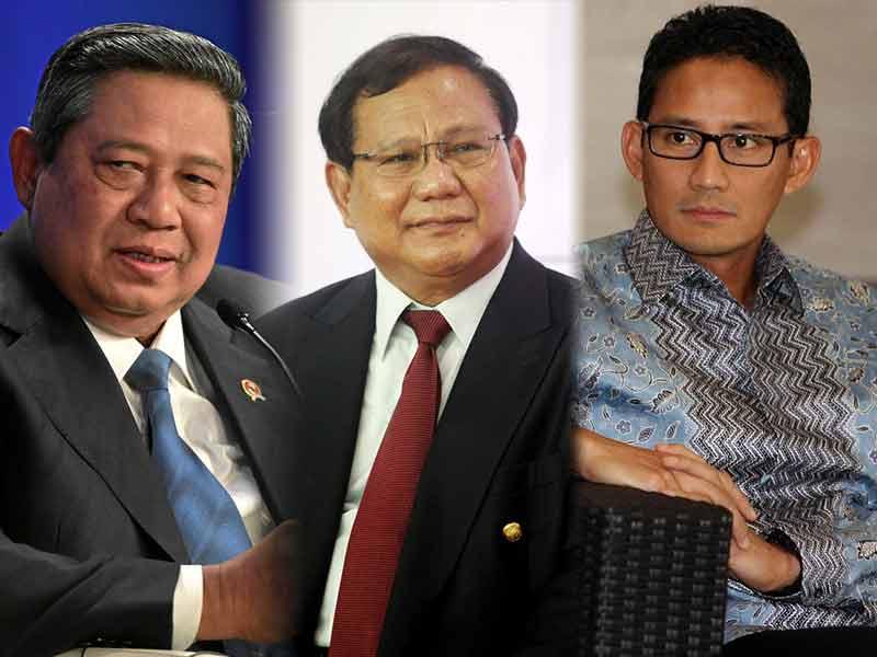 SBY Hingga Prabowo-Sandi Dipastikan Hadiri Pelantikan Jokowi-Ma'ruf