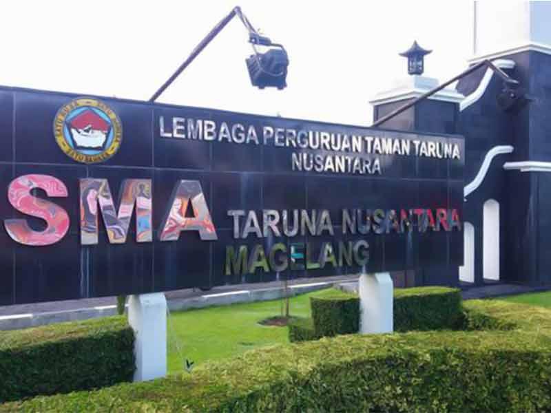 Syafruddin Sebut SMA Taruna Nusantara Terapkan Boarding School Terbaik Se-Asia