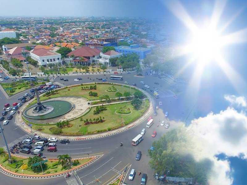 Suhu Udara di Semarang Capai 37 Derajat Celsius, Begini Cara Agar Tak Dehidrasi