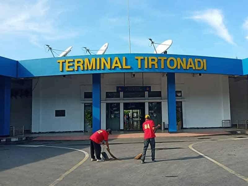Terminal Tirtonadi Solo Bakal Jadi Pusat Bisnis Terpadu dengan Dukungan Transportasi Yang Terintegrasi