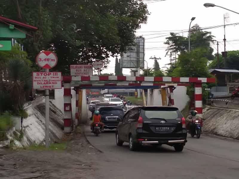 Viaduk Gilingan Bakal Direnovasi, Bisa Dilewati Bus Tingkat