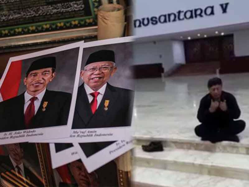 Panggil Ratu Pantai Selatan, Dukun Ini Ikut Amankan Pelantikan Jokowi-Ma'ruf
