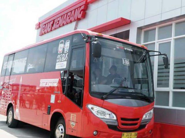 Pengembangan Jalur Wisata Kota Semarang, BRT Segera Luncurkan Rute Koridor 8